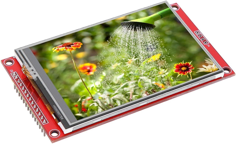Modulo LCD modulo LCD TFT Touch Screen Display Interfaccia periferica seriale ILI9488 HD 480x320 3,5 pollici