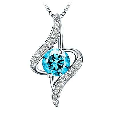Necklace sterling silver pendant necklace jse fine jewelry necklace sterling silver pendant necklace jse fine jewelry for women quotthe mozeypictures Gallery