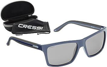 Cressi Rio Gafas de Sol, Unisex Adulto, Azul/Gris, Talla Única: Amazon.es: Deportes y aire libre