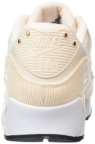 new arrival 7fd67 d36a1 Nike Damen WMNS Air Max 90 Lea Gymnastikschuhe  Amazon.de  Schuhe    Handtaschen