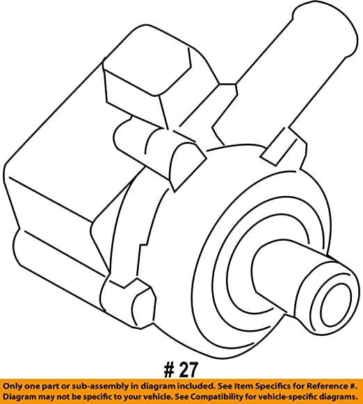 Amazon Com Volkswagen 059 121 012 A Engine Auxiliary Water Pump