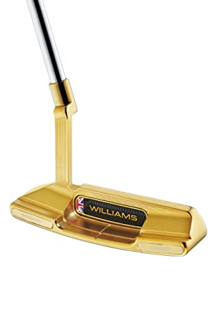 Williams golf Putter FW32 Oro 1, Right: Amazon.es: Deportes ...