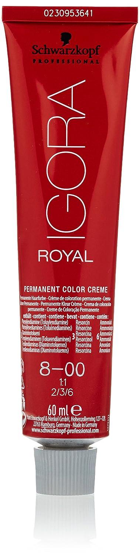 Schwarzkopf Professional Igora Royal 8-00 Tinte - 60 ml