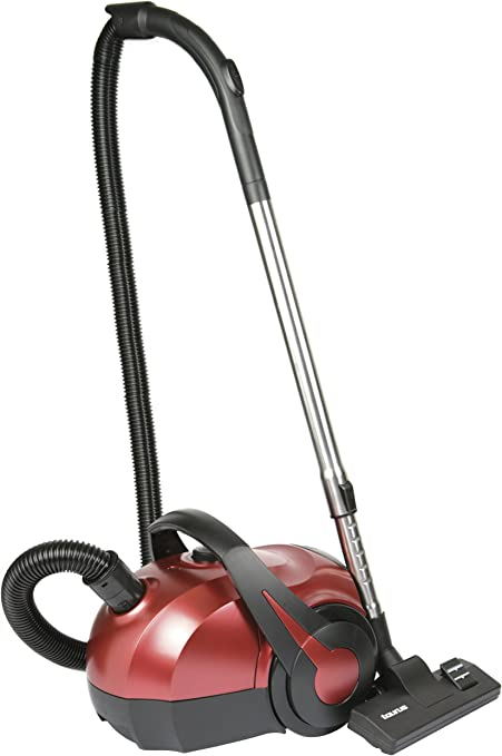 Taurus Golf 2400, 2400 W, 220-240 V, 50 Hz, 450 W, 1.5 L, Rojo, 460 x 335 x 330 mm - Aspirador: Amazon.es: Hogar