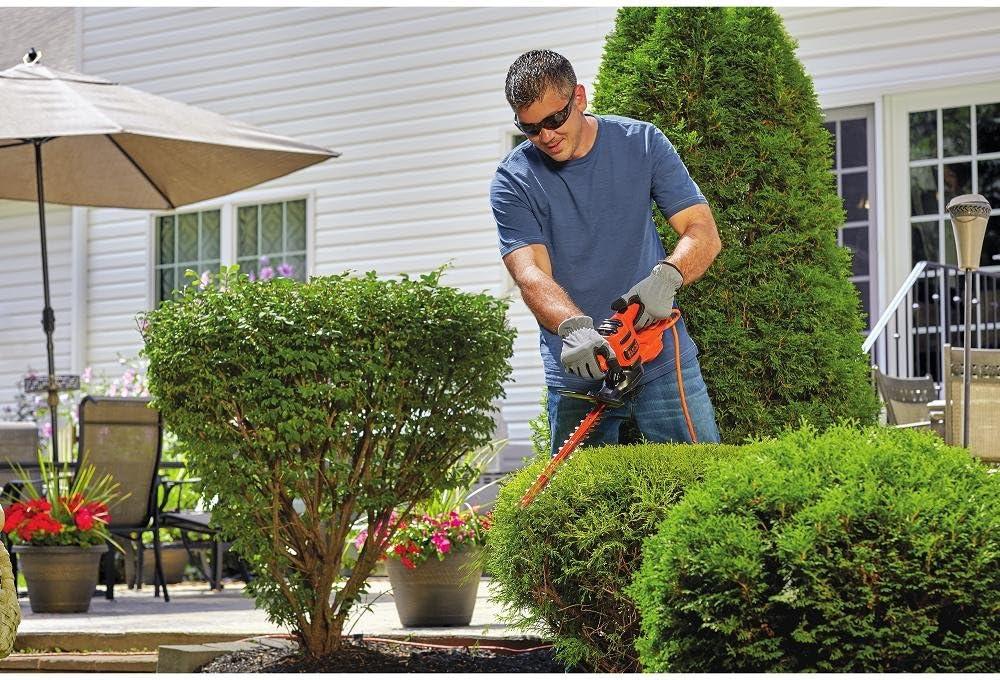 Patio, Lawn & Garden Hedge Trimmers alpha-ene.co.jp 6.5-Amp ...