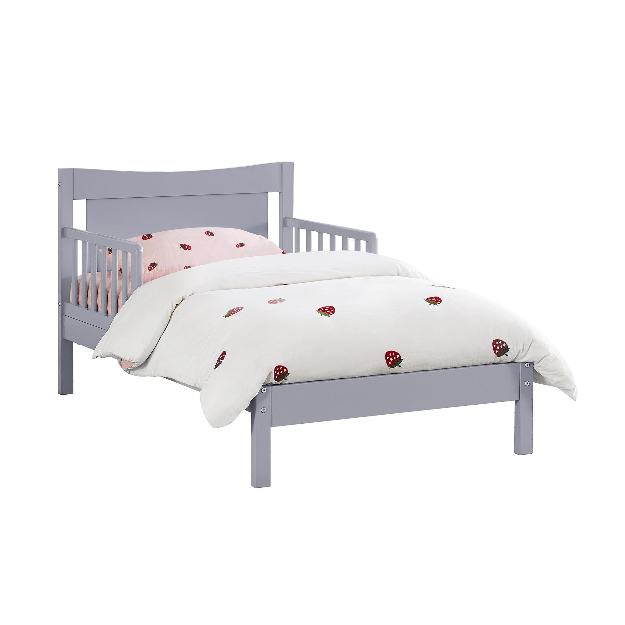 Baby Relax Memphis Toddler Bed, Gray