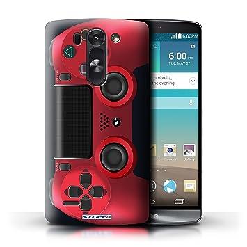 STUFF4 - Carcasa para LG G3 Mini S/D722, diseño de ...