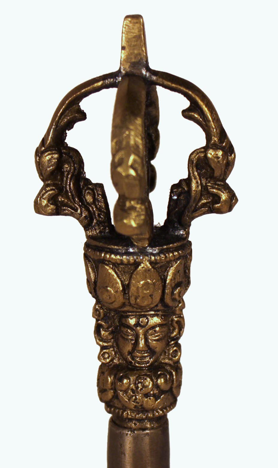 Antique Bell / Tibetan Meditation Bell / Tibetan / Multi-Layered Harmonics / Meditation Tool by Tibetan (Image #2)