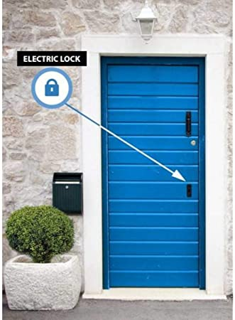 doorbox - Cerrojo eléctrico para Abrir y Cerrar la Puerta Desde Cualquier Lugar del Mundo: Amazon.es: Electrónica