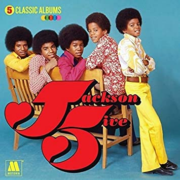 The Jackson 5 - 5 Classic Albums - Amazon.com Music