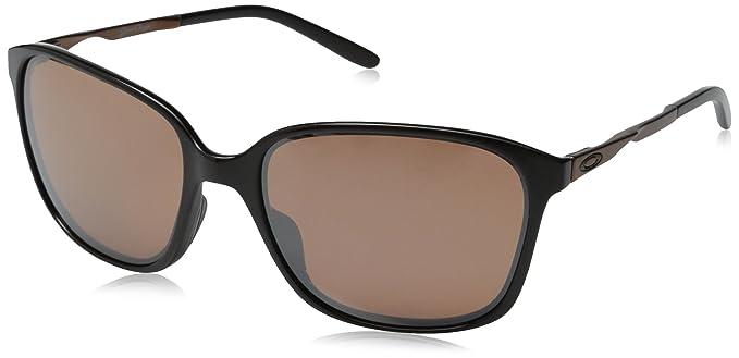 d6d252cc80 Oakley Womens Game Changer Active Sunglasses One Size Brown  Sugar Brunette VR28 Black Iridium