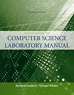 Invitation To Computer Science Introduction To Cs 9781133190820