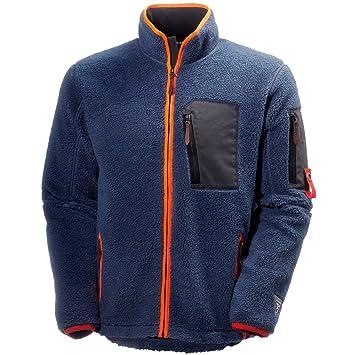 3a2d7e199 'Helly Hansen Workwear Fleece Jacket 72271 XXL Stainless Steel Mjolnir -  Pack of 1