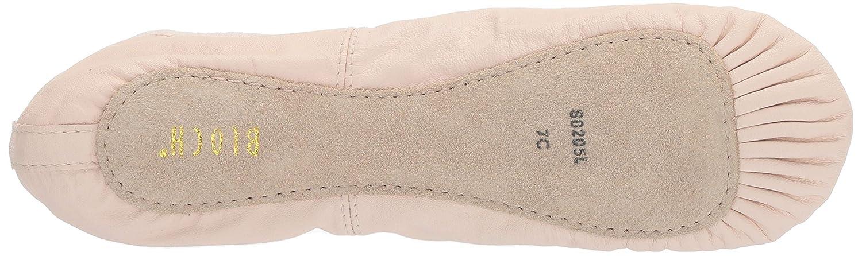 Bloch Dance Womens Dansoft Full Sole Leather Ballet Slipper//Shoe Dance 8 D US Theatrical Pink