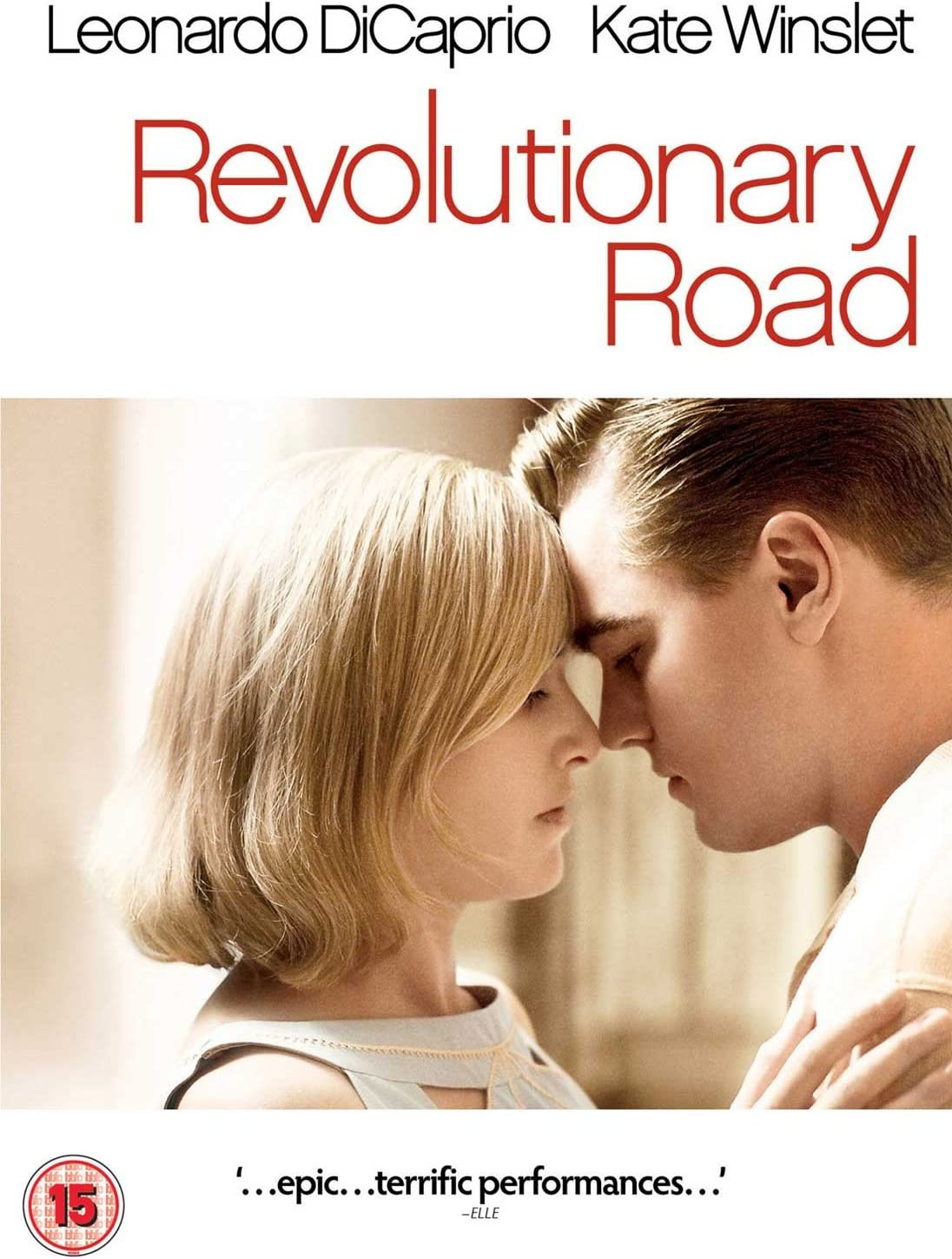 Revolutionary Road [Import]: Amazon.fr: Kate Winslet, Leonardo ...