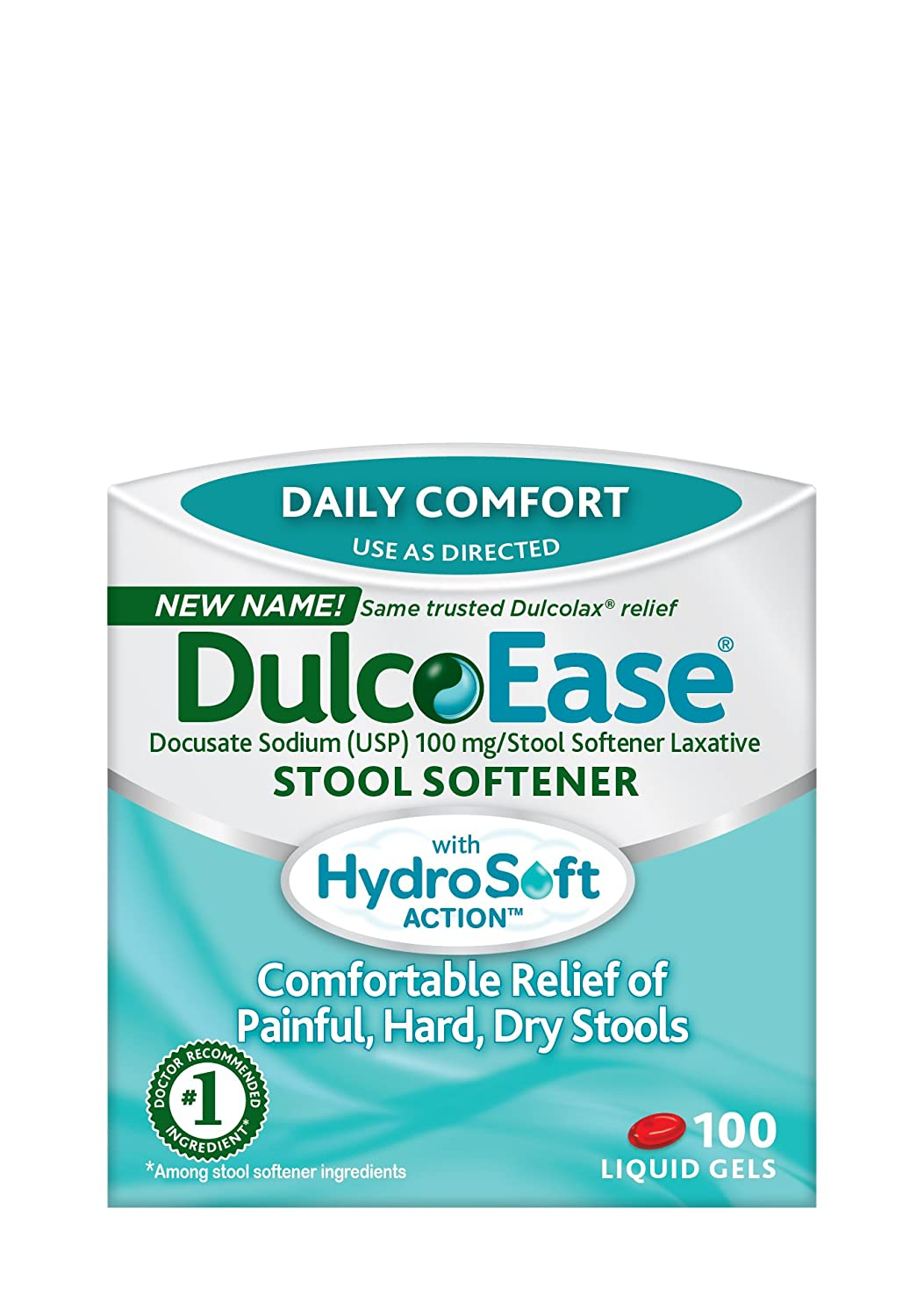 Amazon.com DulcoEase Stool Softener Liquid Gels 100 Count Health u0026 Personal Care  sc 1 st  Amazon.com & Amazon.com: DulcoEase Stool Softener Liquid Gels 100 Count ... islam-shia.org