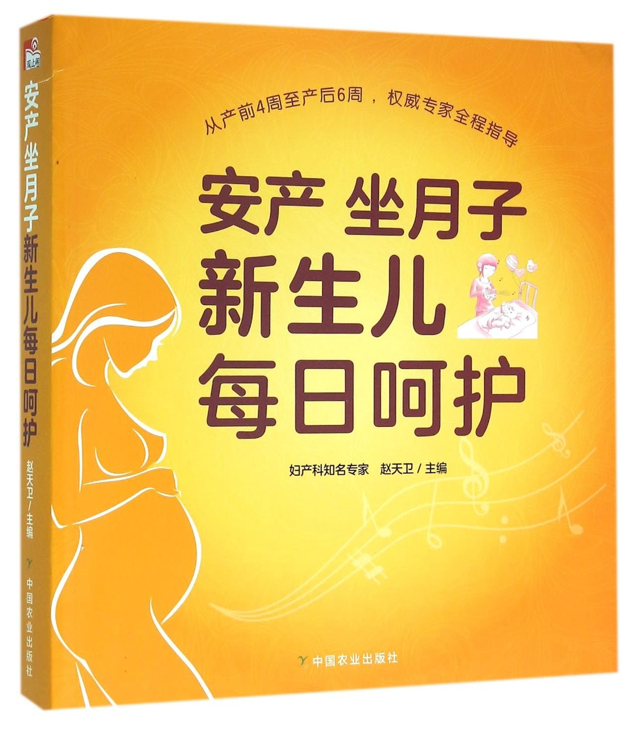 Read Online How to Stay Healthy and Keep Comfortable During Postnatal Period and How to Take Care of a Newborn (Chinese Edition) pdf epub