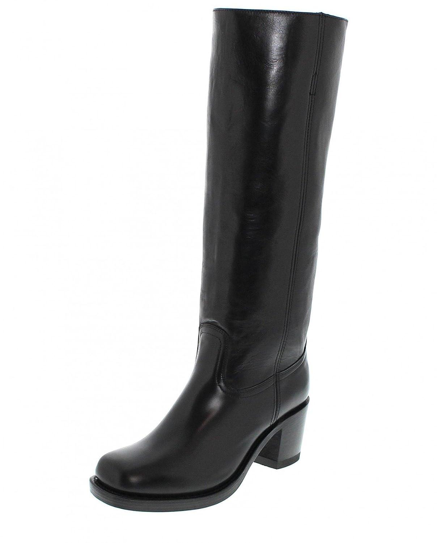 Salvaje Salvaje Salvaje schwarz Sendra Stiefel 12987 Gracy schwarz Lederstiefel für Damen SchwarzDamenstiefel  am meisten bevorzugt