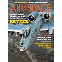 1-Year (7 Issues) of SMITHSONIAN AIR & SPACE Magazine Subscription