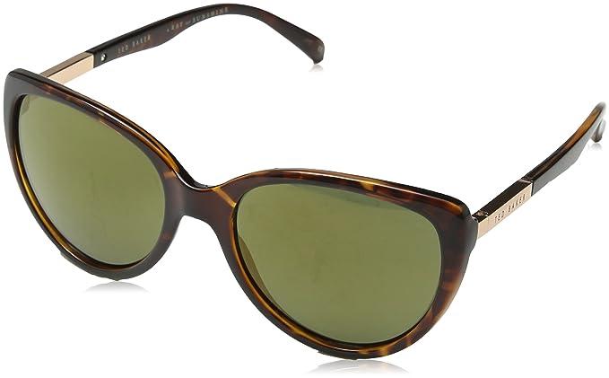 Sunglasses Womens Belle Sunglasses, Tort, 57 Ted Baker