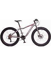 Crest Bicicleta Fat Bike Fat 4,1 24v Aluminio