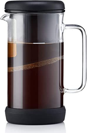 Barista & Co BC406-010 One Brew - Cafetera de cerveza, color negro ...