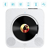 Deals on MINGER CD Player with Bluetooth