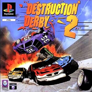 destruction derby pc game free