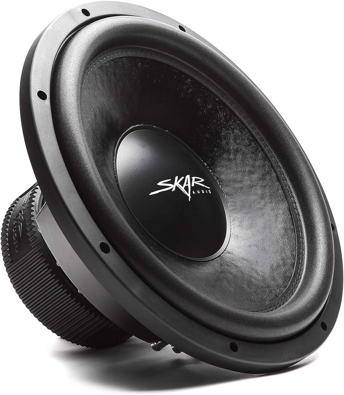 """Skar Audio VVX-15v3 D2 15"""" car subwoofer"""