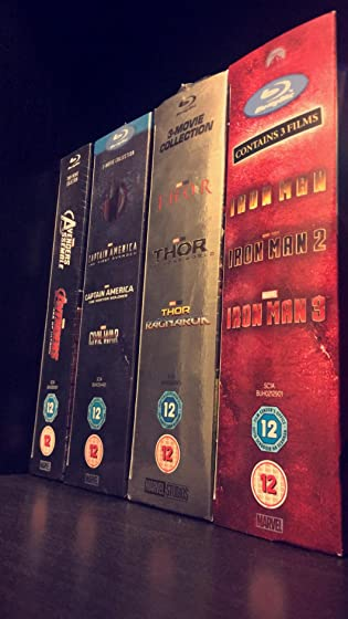 Thor: 3-movie Collection Worth it
