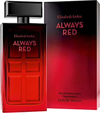 elizabeth arden always red perfume price