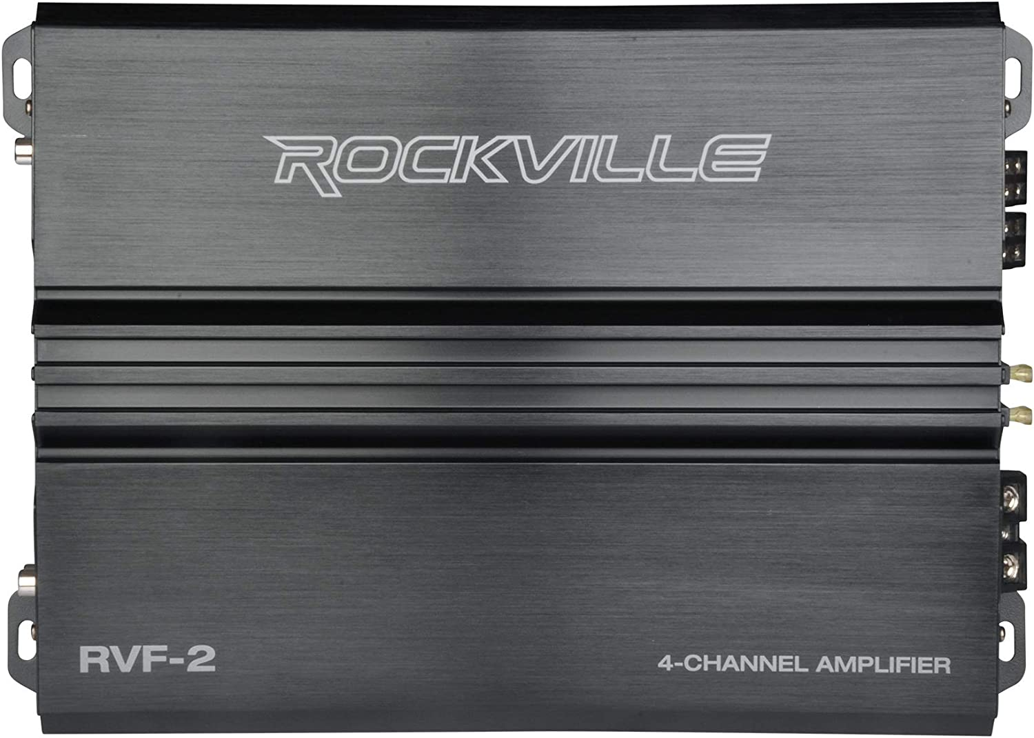 Rockville 4-Channel Car Amplifier Stereo Amp