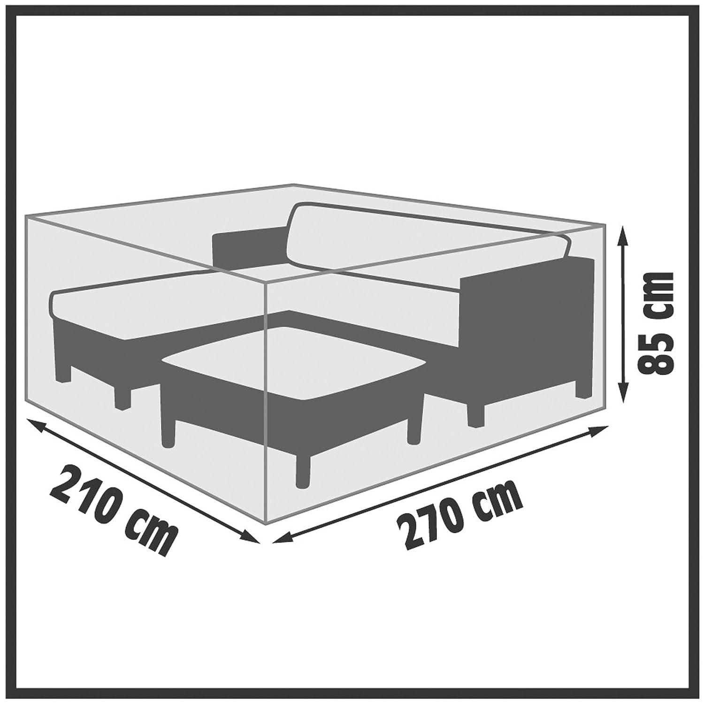 0107 Schutzhülle Lounge Sofa 270cm Gartenmöbel Schutz Hülle ...