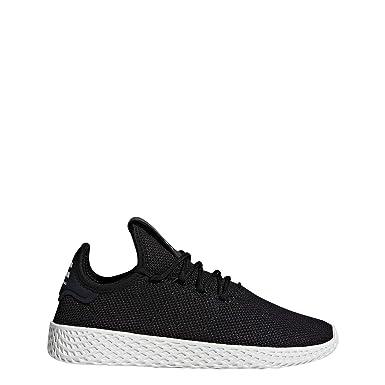 5248a55199dfd Amazon.com: Adidas Pharrell Williams Tennis Hu Girls Sneakers Black ...