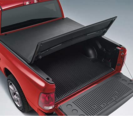 695fd2af958 Amazon.com  Assault 5010672 Soft Tri-Fold Vinyl Tonneau Cover 14-16 GM Full  Size Trucks 6.5  Bed  Automotive