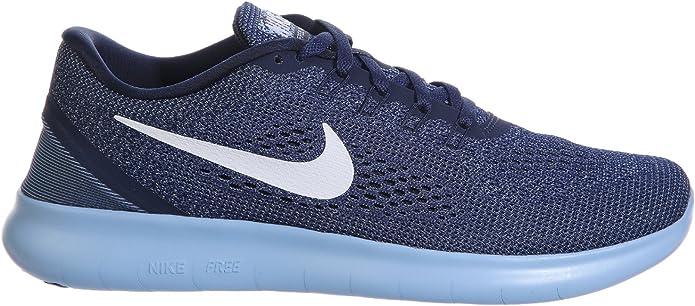 Nike Free RN - Zapatillas de running para hombre, verde, 46 EU ...