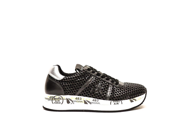 Premiata Conny sneakers donna nere 2591   Grimandi calzature