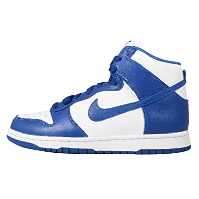 Nike Dunk Retro QS White Varsity Royal 850477-100 (Medium, 6.5)