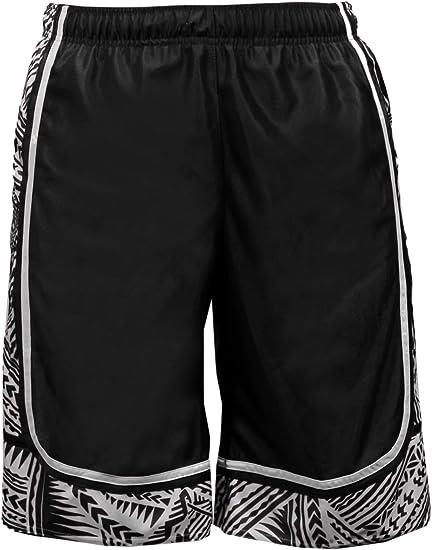 Amazon.com: ViiViiKay - Pantalones cortos deportivos largos ...