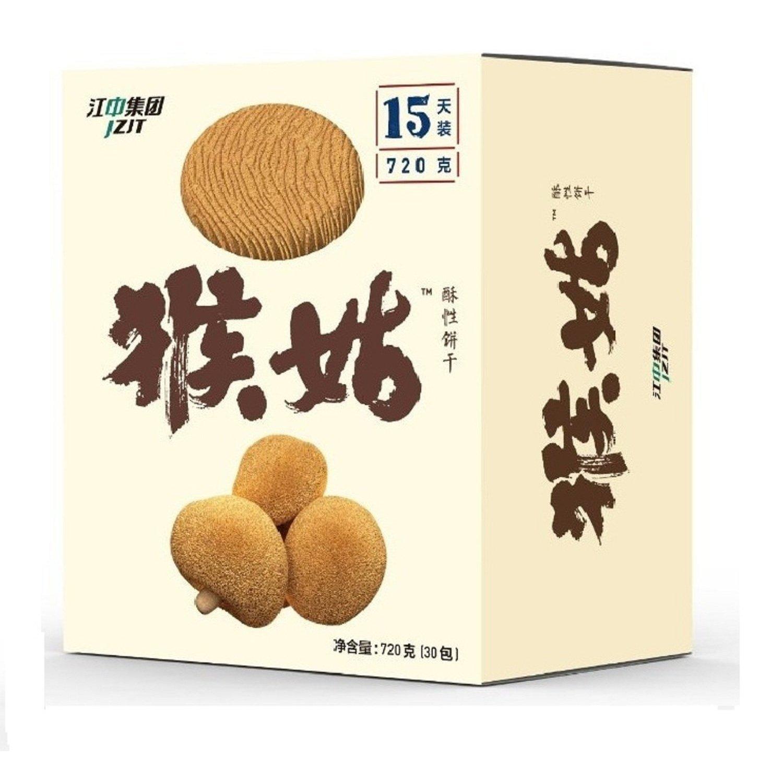 猴姑饼干怎么样_猴菇饼干江中牌子哪个好江中猴菇苏打饼干怎么样