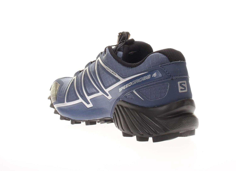 Salomon Speedcross 4 Trail Schuhe Running Herren Blau