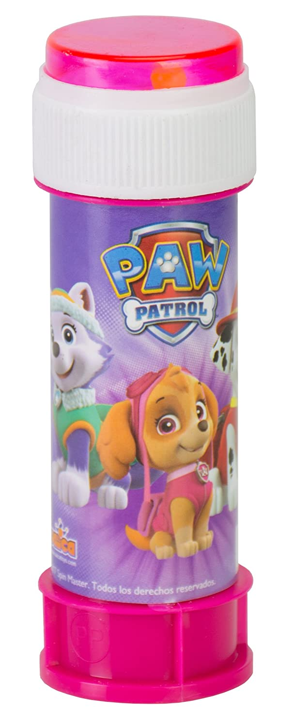 Amazon.com: Paw Patrol - Jabón Bubble (SAICA 2729): Toys & Games