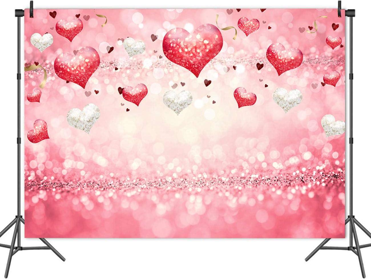 Pink Shimmer Wedding Valetine Confetti Party Decoration Birthday Love NEW