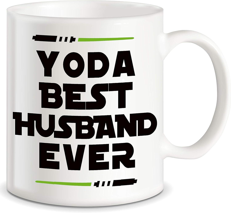 Gift for Mom Movie Character Print Coffee Mugs 9 Funny Graphic Mugs Birthday Gift Couple Gift Baby Yodais Cute Printed Mug