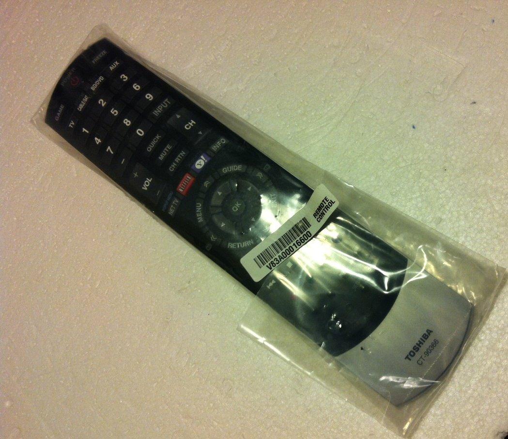 Control Remoto TOSHIBA Original CT 90366 24SL415UM 42SL41...