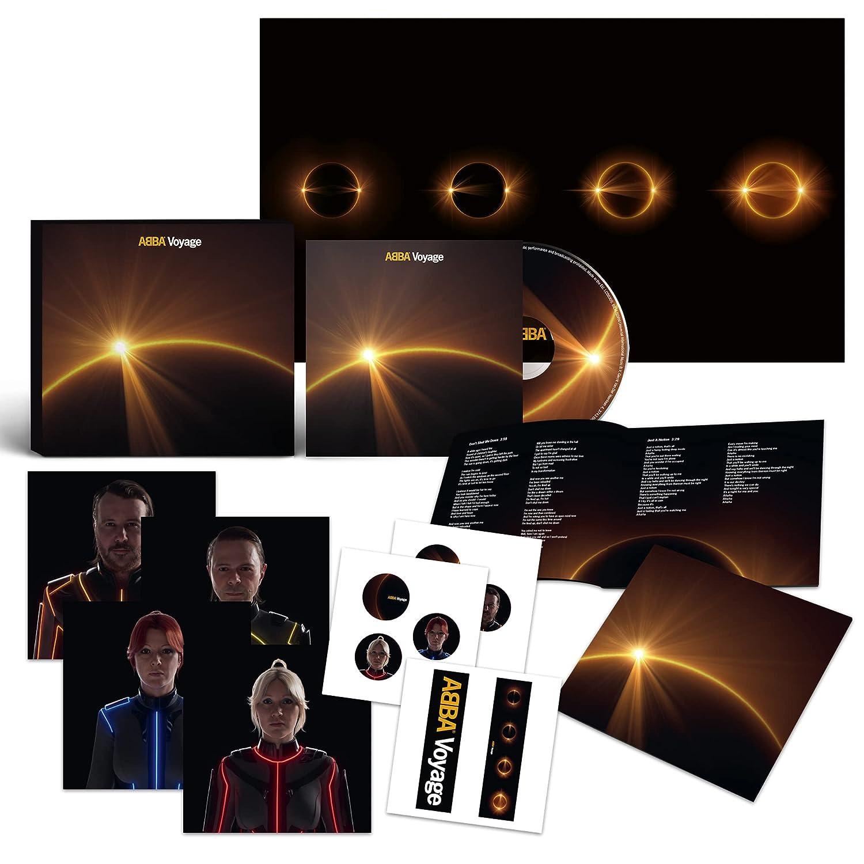 Voyage Ltd. CD Box   Abba Amazon.de Musik CDs & Vinyl