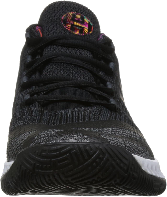 adidas Harden B/E 2, Chaussures de Fitness Homme Noir Negbás Ftwbla Negbás 000