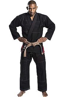 2ac87077f Ronin Plain BJJ Gi - Professional Brazilian Jiu Jitsu Uniform - Light 100%  Quality Pre