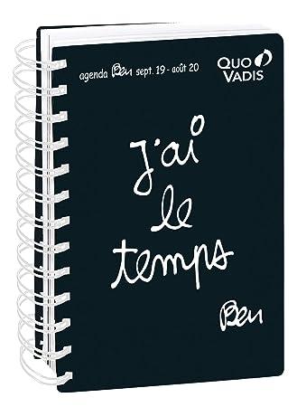 Quo Vadis Ben Textagenda 21 - Agenda escolar diaria (15 x 21 ...