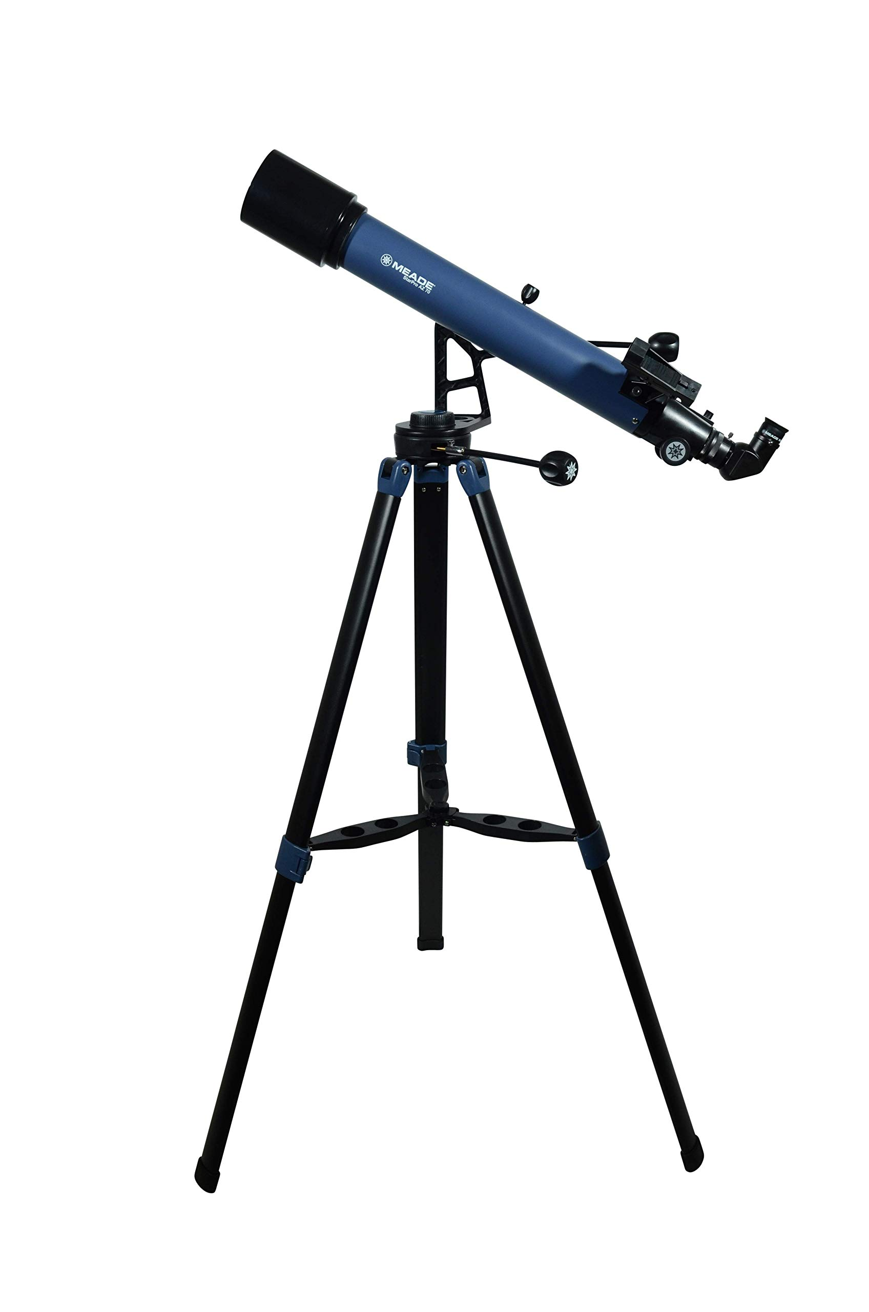 Meade Instruments 234001 Star Pro AZ 70mm Refracting Telescope and Smart Phone Adapter by MEADE (Image #4)